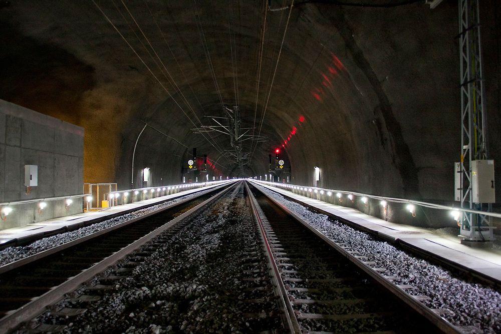 Bærumstunnelen. FOTO: Mona Strande