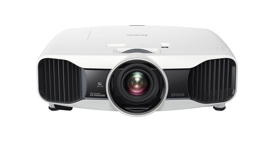Epson TW9000 er en veldig god projektor.