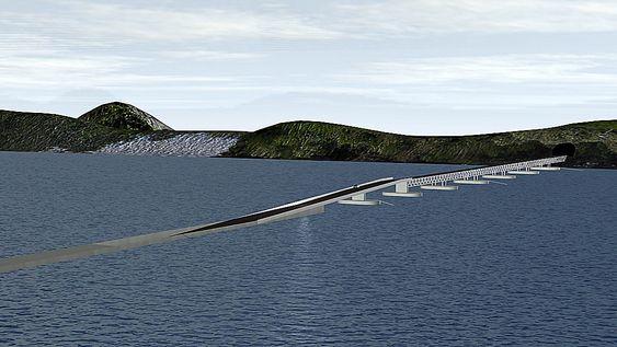 Reinertsen Sognefjorden-alternativ