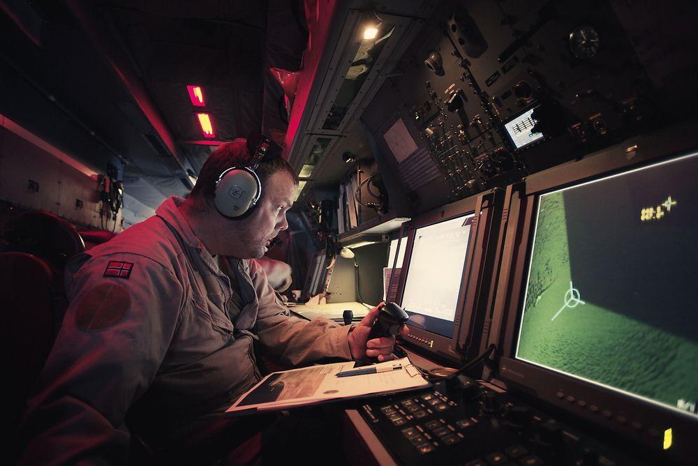 Marsur-nettet gir andre europeiske land raskere tilgang til relevant kystinformasjon, som blant annet Orionflyene samler inn på tokt langs kysten.