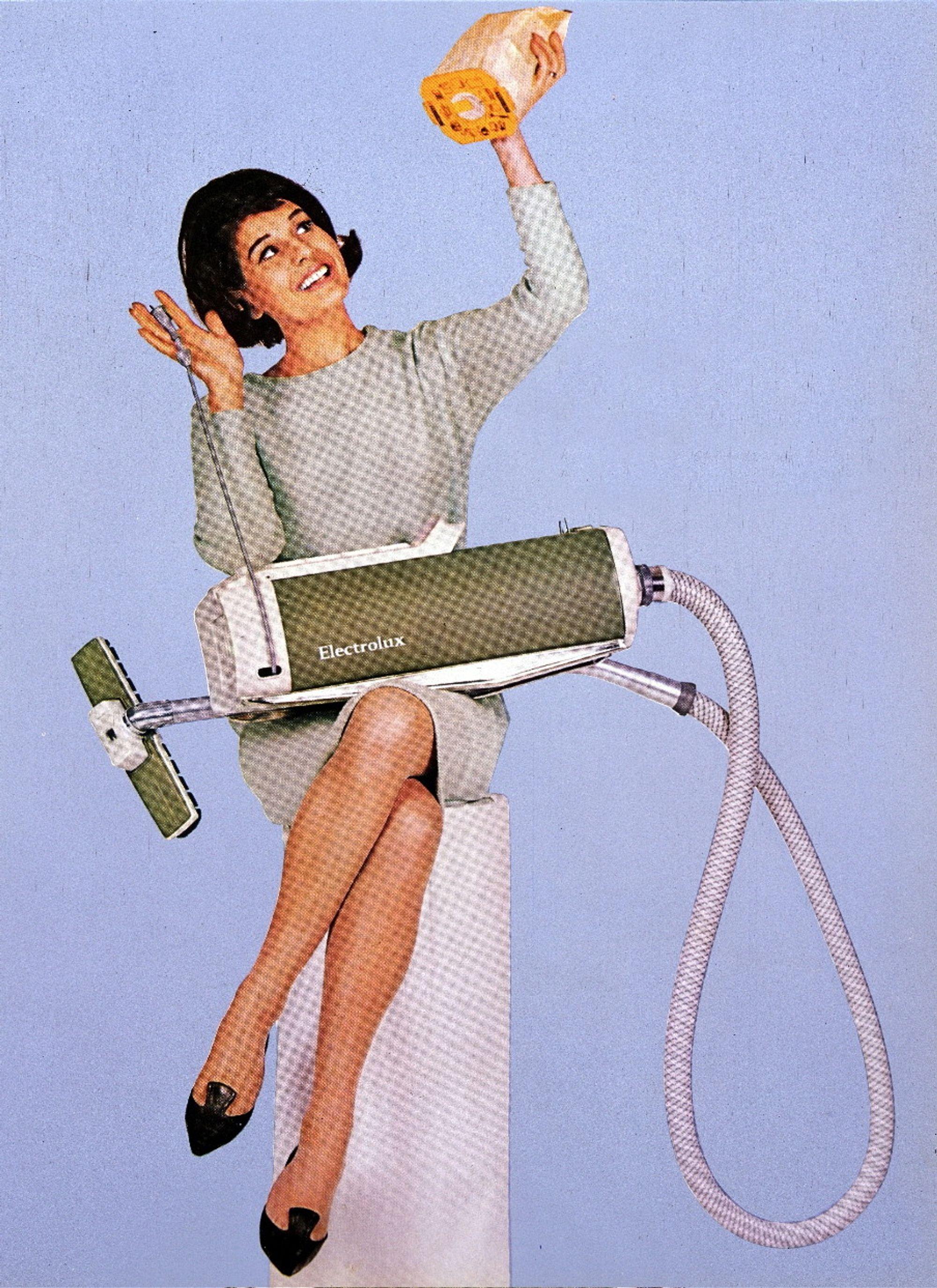 Dette var verdens første støvsuger Tu.no