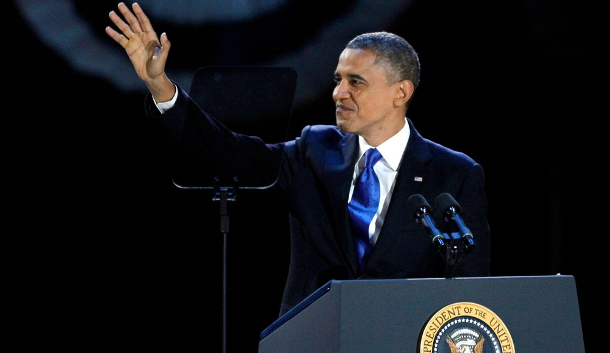 I dag tidlig norsk tid ble det klart at Barack Obama er gjenvalgt som USAs president.