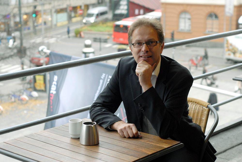 REALITETSORIENTERING:  Mens det for tre–fire år siden var mange luftige visjoner om pumpekraftutbygging i Norge, har det nå skjedd en realitetsorientering i bransjen, mener konserndirektør Gunnar G. Løvås i Statnett.  foto: Øyvind Lie