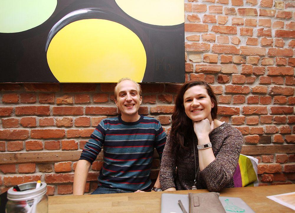 Frode Jensen leder den nordiske Startup Awards. Han og Maja Adriansen har ansvar for StartupNorway, som er en paraplyorganisasjon for grundere i Norge.