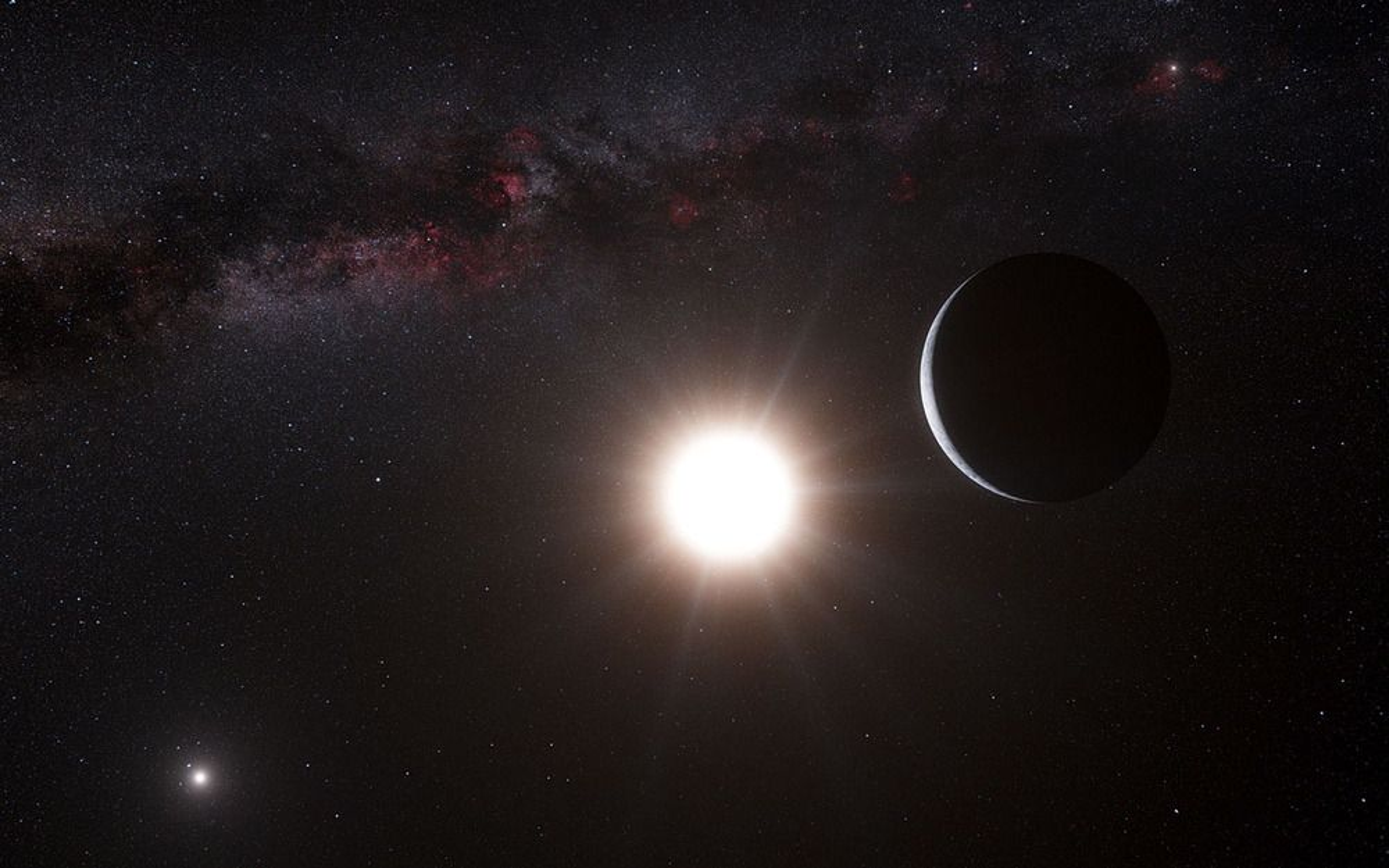 Det nye romforskningssenteret skal gi bedre svar på hvordan jorda er koblet sammen med verdensrommet. Foto: Reuters