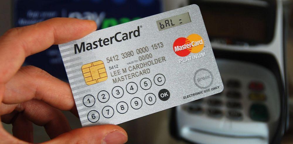 Det sveitsiske kortprodusenten Nagra ID har lansert et betalingskort med taster og skjerm.
