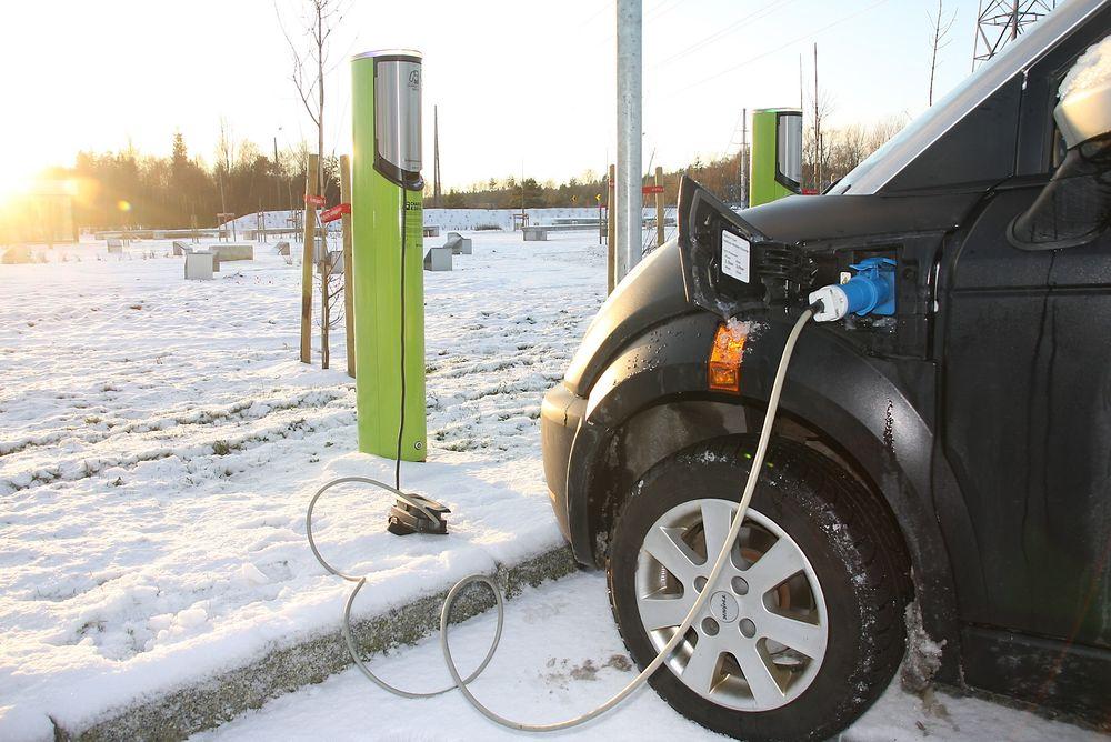 Elbilveksten: Tall fra Norsk Elbilforening viser at det ved utgangen av september var en økning på salg av elbiler på 143 prosent målt mot året før. Totalt ruller det 8500 elbiler på norske veier i dag.