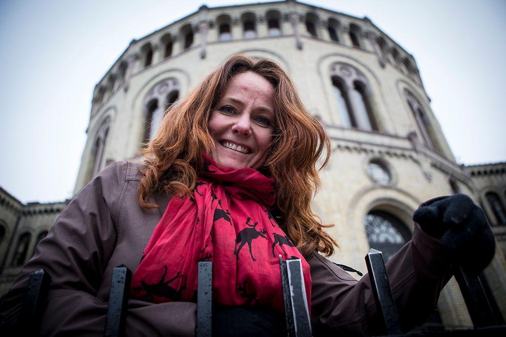 Vil fjerne unntak: Det er ingen grunn til at småkraften skal få unntak for grunnrenteskatten, for småkraften er allerede mer enn lønnsom nok, sier SVs Heidi Sørensen.