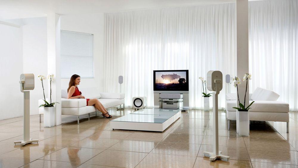 Med Apex-serien har Monitor Audio greid å lage et system som scorer høyt på design, men hvor designet ikke begrenser den lydmessige opplevelsen.