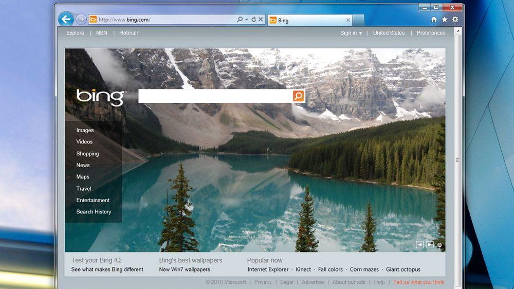 En feil i Internet Explorer kan gjøre deg sårbar for angrep.