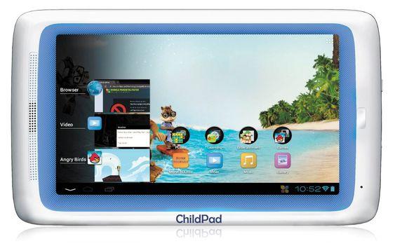 ChildPad fra Arnova er et av nettbrettene for barn som er tilgjengelig på det norske markedet.