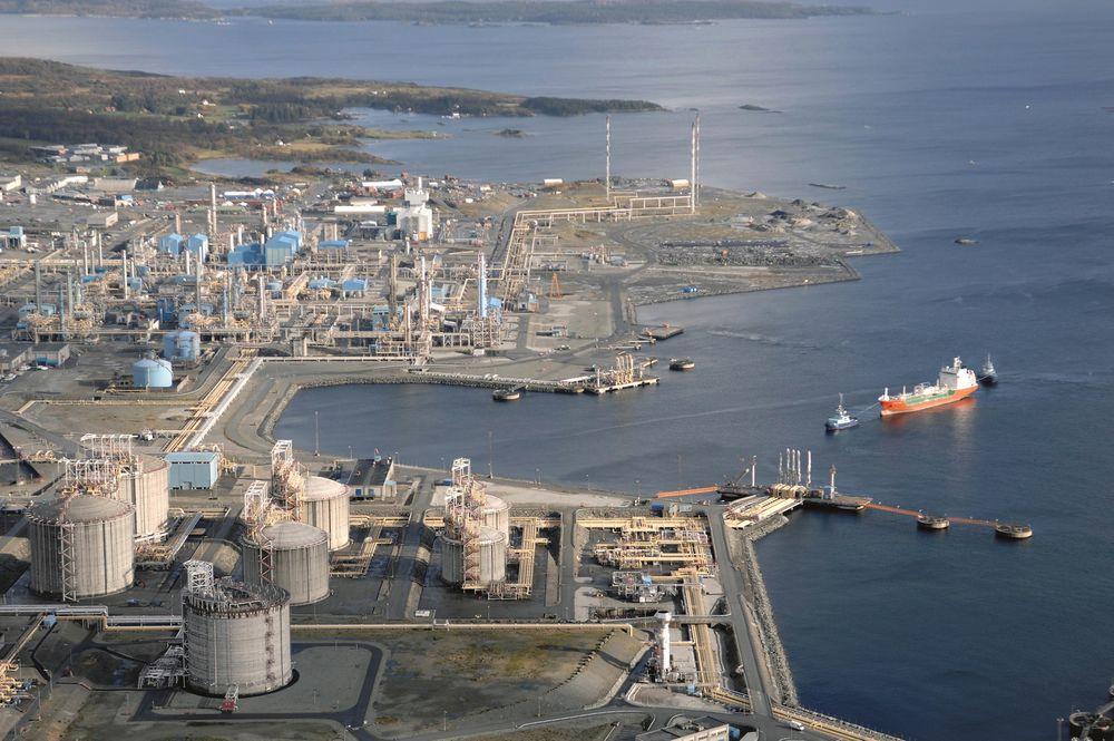 Europipe 2 brukes til å transportere gass fra Kårstø til mottaksterminalen i Tyskland.