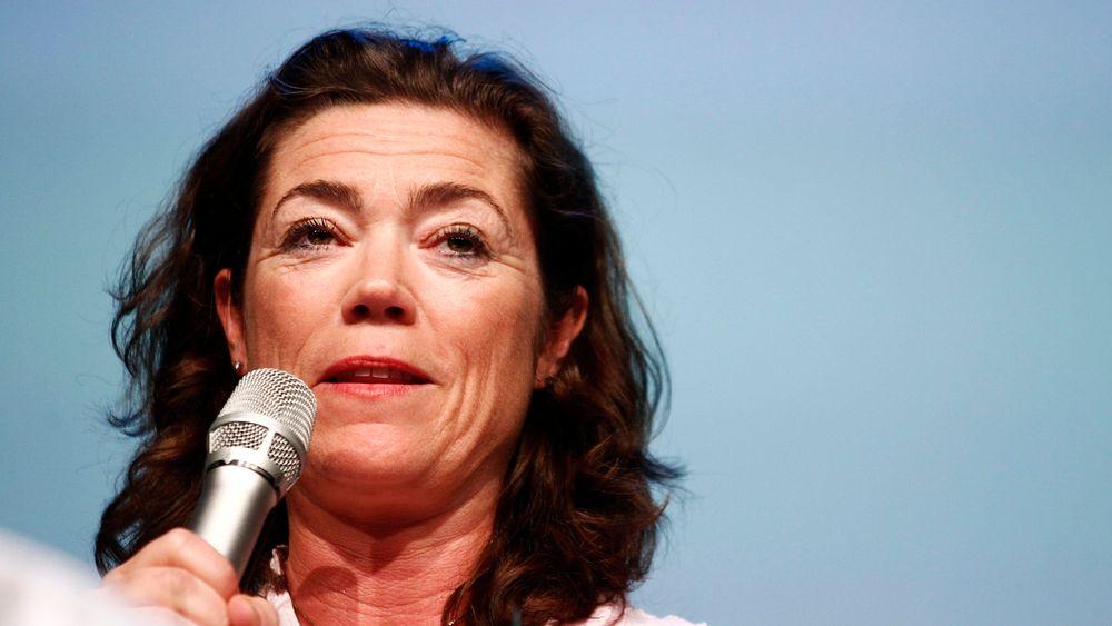 Kristin Skogen Lund blir ny administrerende direktør i NHO etter John G. Bernander.
