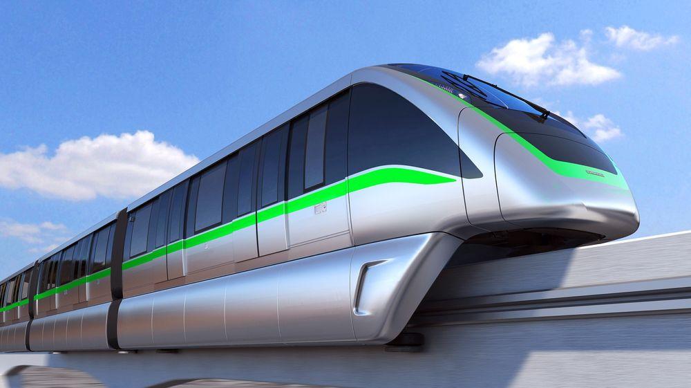 FÅR MONORAIL: I São Paulo i Brazil bygger Bombardier et helt nytt kollektivtransportsystem basert på monorail. Mye billigere og mye raskere enn utbygging av en t-bane.