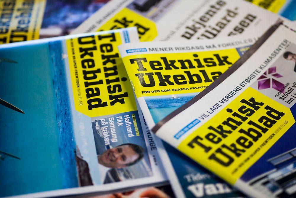 Teknisk Ukeblad er blant mediene som klarer overgangen til ny målemetode best.