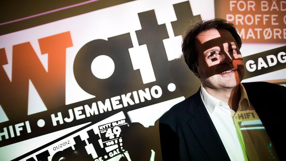 Teknisk Ukeblads administrerende direktør og utgiver Jan M. Moberg sier at Watt blir en strategisk innholdspartner for tu.no.