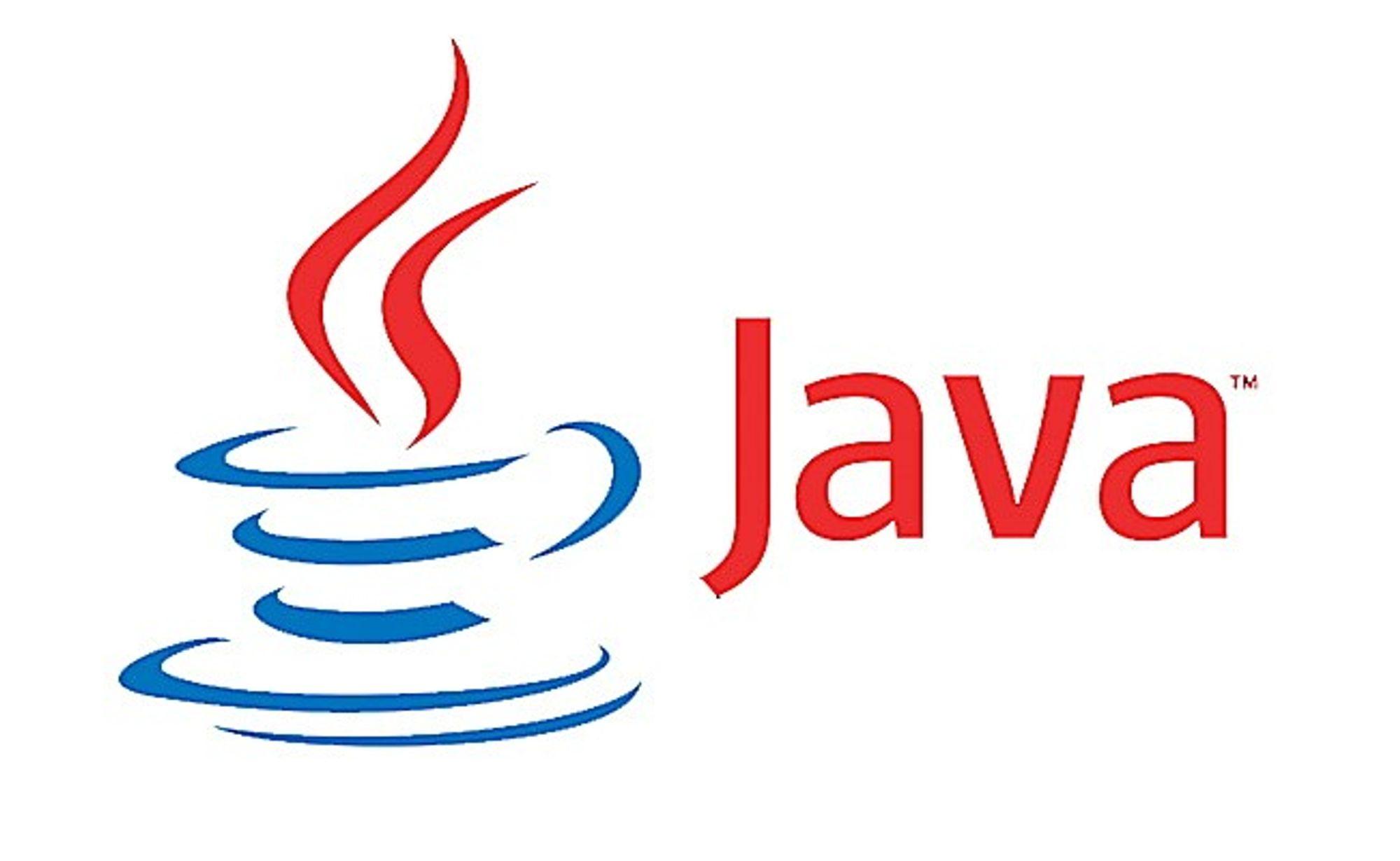 NSM NorCERT oppfordrer til å avinstallere Java.