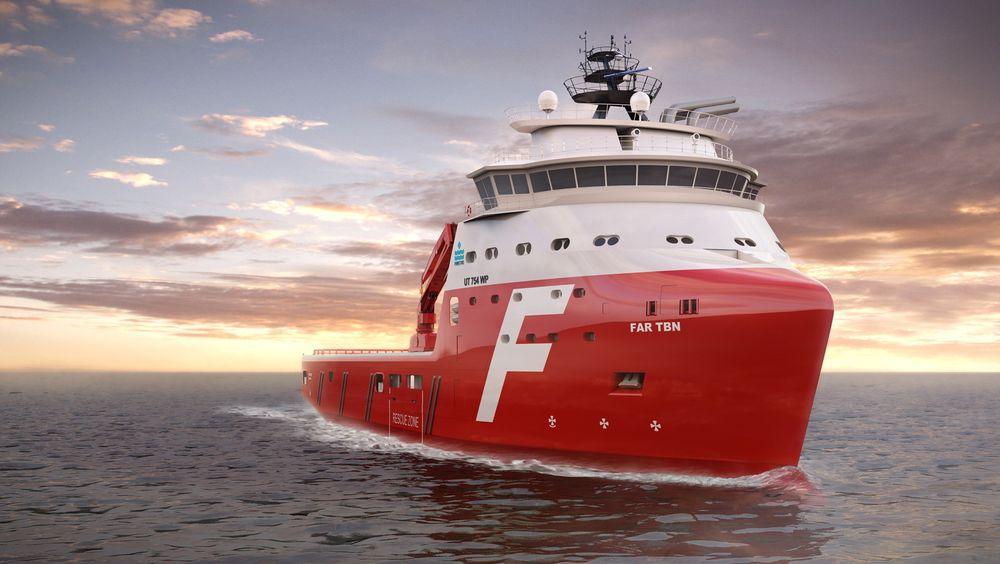 Far Solitaire ble kåret til Årets skip 2012. Teknologidirektør Børge Nakken sier at skipet bruker bare halvparten så mye drivstoff som et ti år eldre fartøy, takket være mye mer automatisering og frekvensstyring.