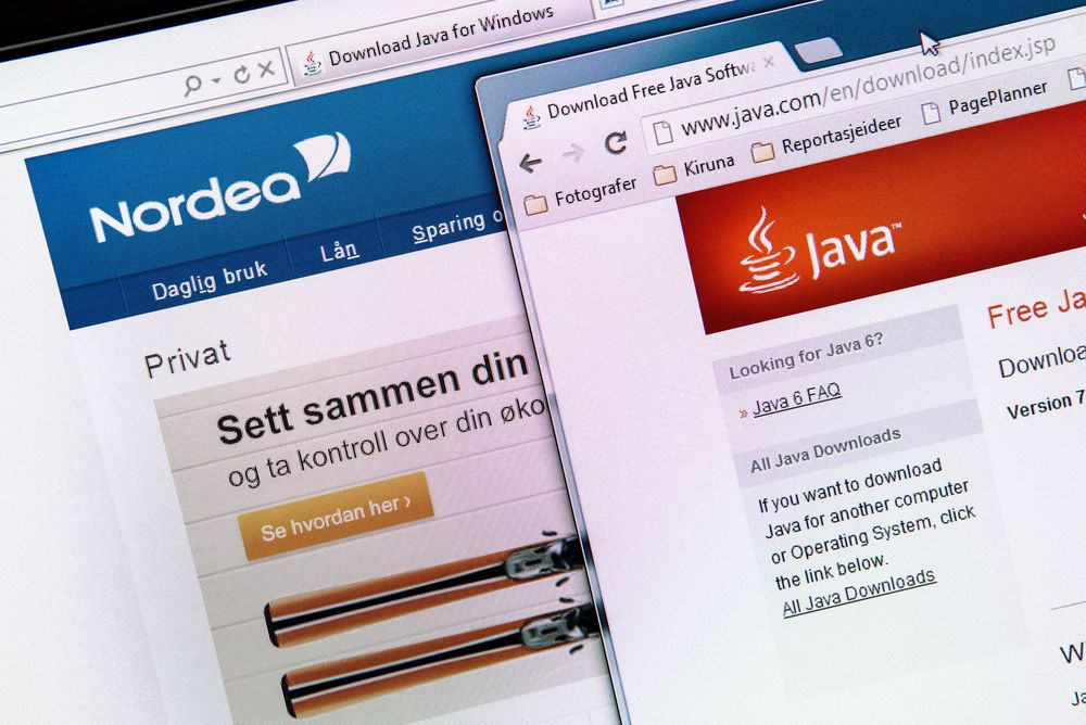 BankID ser nå på alternativer til Java.