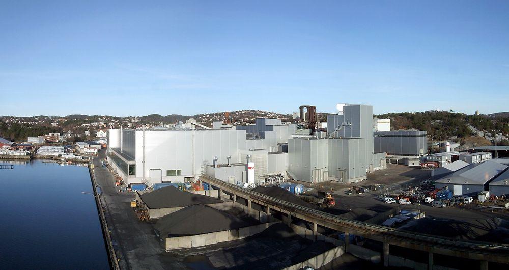 SLITER: Elkem Solar i Kristiansand sliter med å få endene til å møtes.