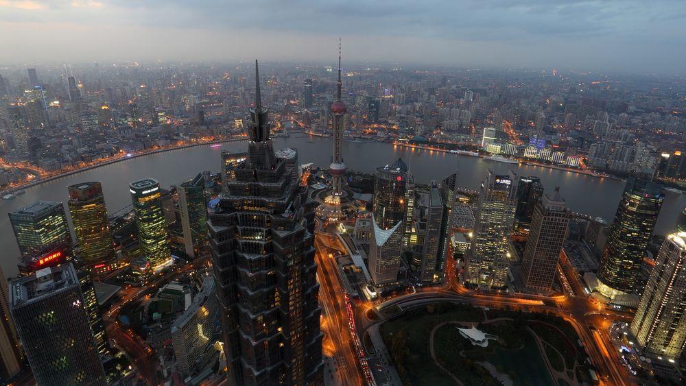 Ingeniørlønningene her i Shanghai er i flere tilfeller høyere enn i Norden.