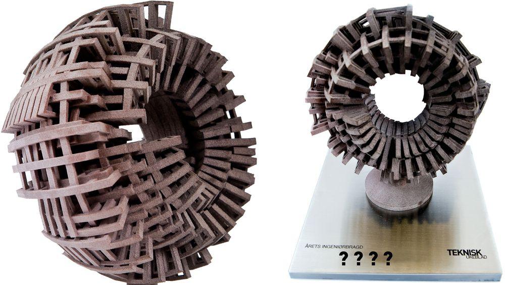 Årets ingeniørbragd 2012. Hvem blir vinneren?