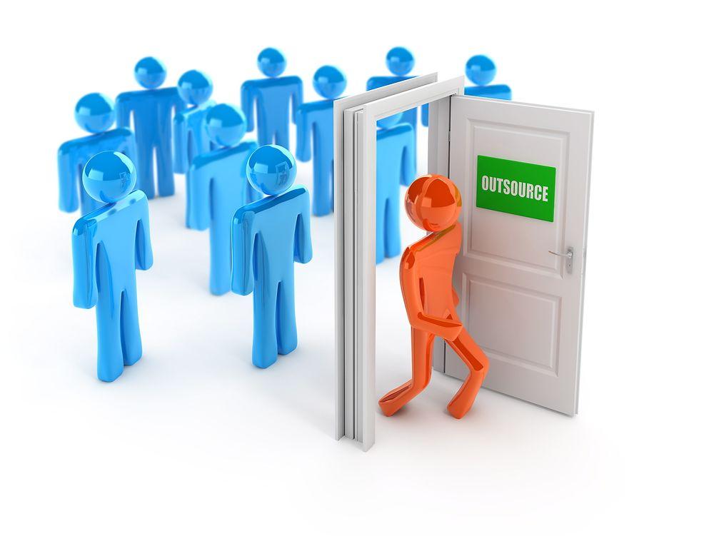 43 prosent av NITOs medlemmer svarte at de mente bedriften tapte viktig informasjon og fikk økt sårbarhet som følge av outsourcing.