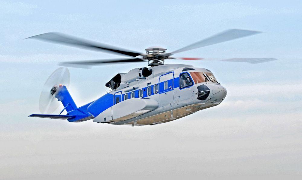 Sola får et nytt treningssenter for Sikorsky S-92-helikoptre,