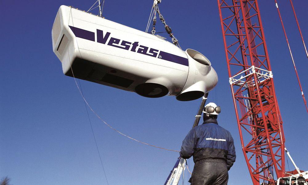 FULL STOPP: Vestas Castings i Kristiansand må stoppe produksjonen i seks uker.