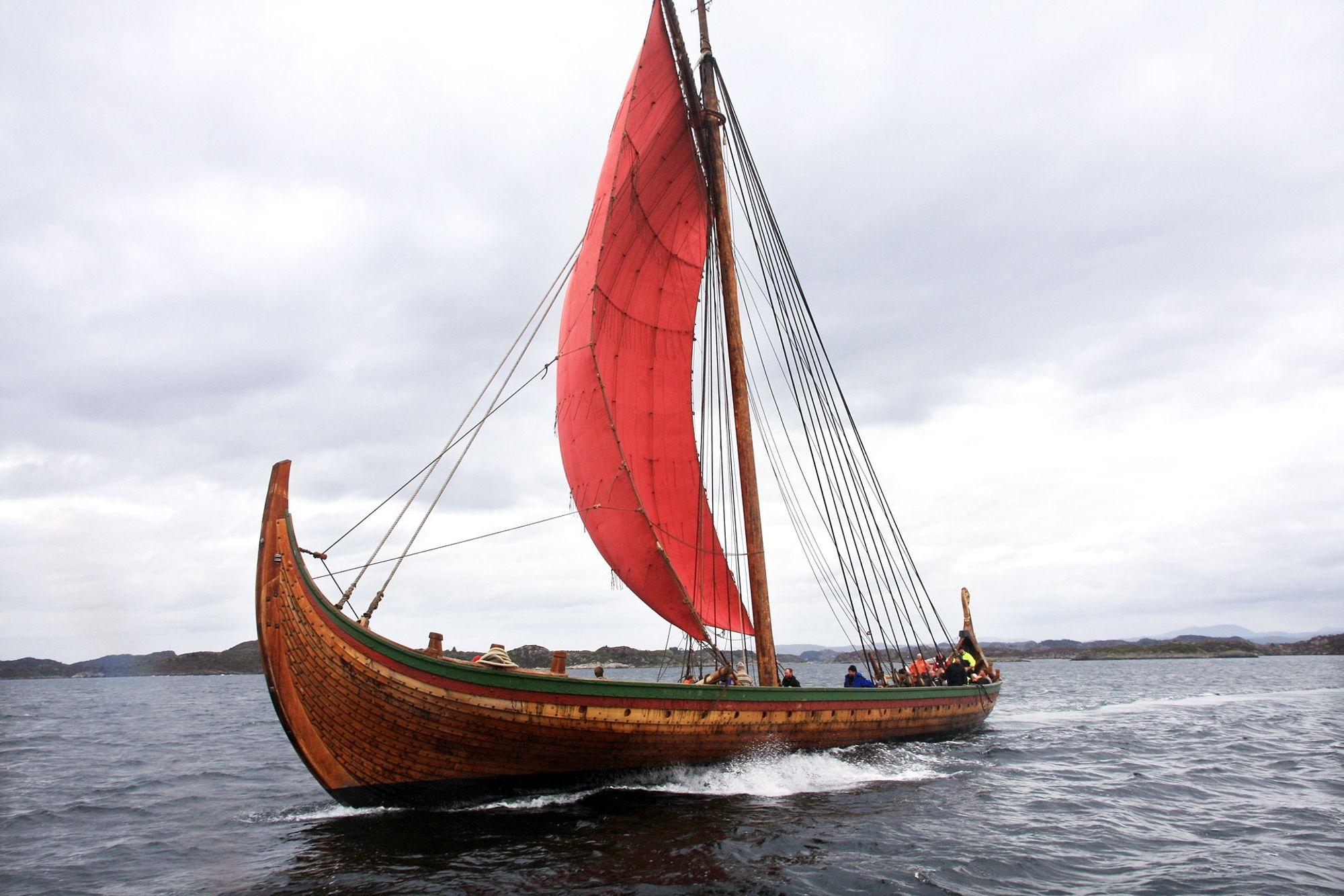 Bilderesultat for Mast Vikingskip