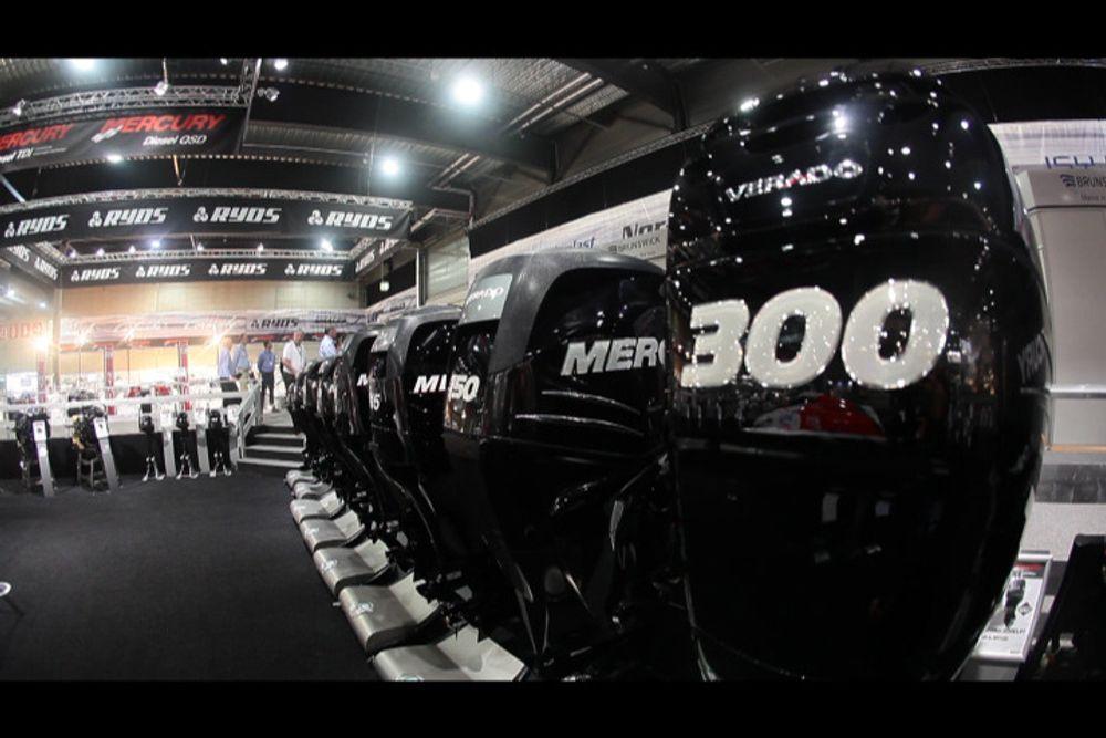 Store motorer å finne på Sjøen For Alle