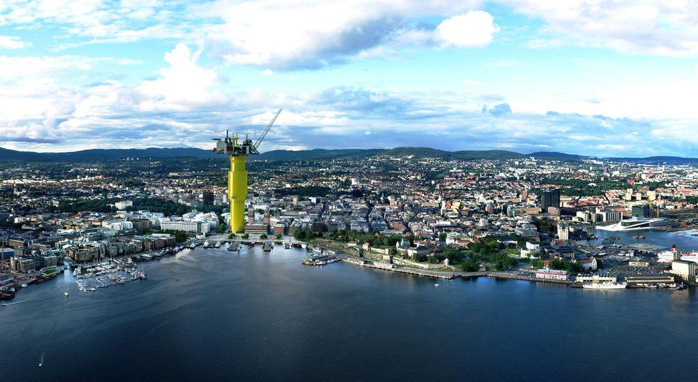 MAGEBELTE: Statoil har git  Aker Solutions oppdraget med å konstruere verdens største Sparplattform og den første med lagerkapasitet for 25 000 kubikkmeter kondensat.
