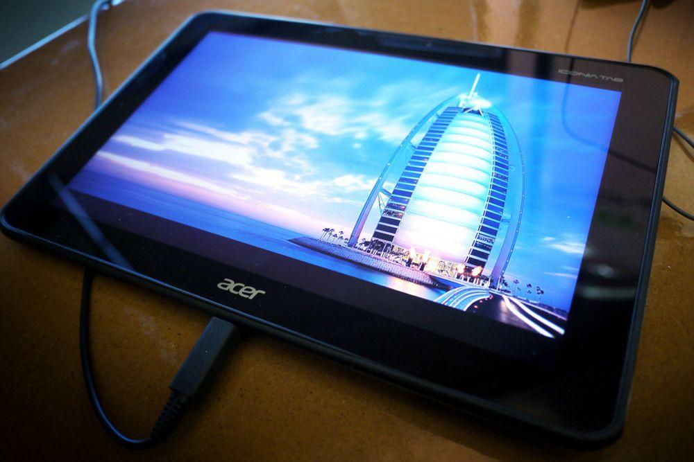 Acers Iconia Tab A700 var bare en prototype på CES i januar, men nå har den fått full spesifikasjonsliste og lanseringsmåned.