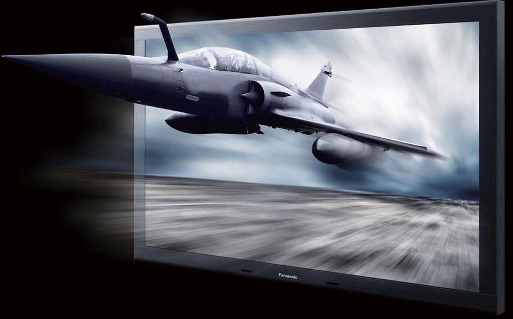 PANASONIC TX-65VX300: En skjerm man kan tweake til absolutt perfeksjon.