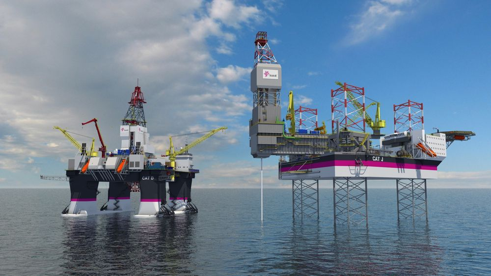 Statoil åpner for at lisensene tar eierskap i de nye Cat J-riggene. Det får Petoro til å juble.