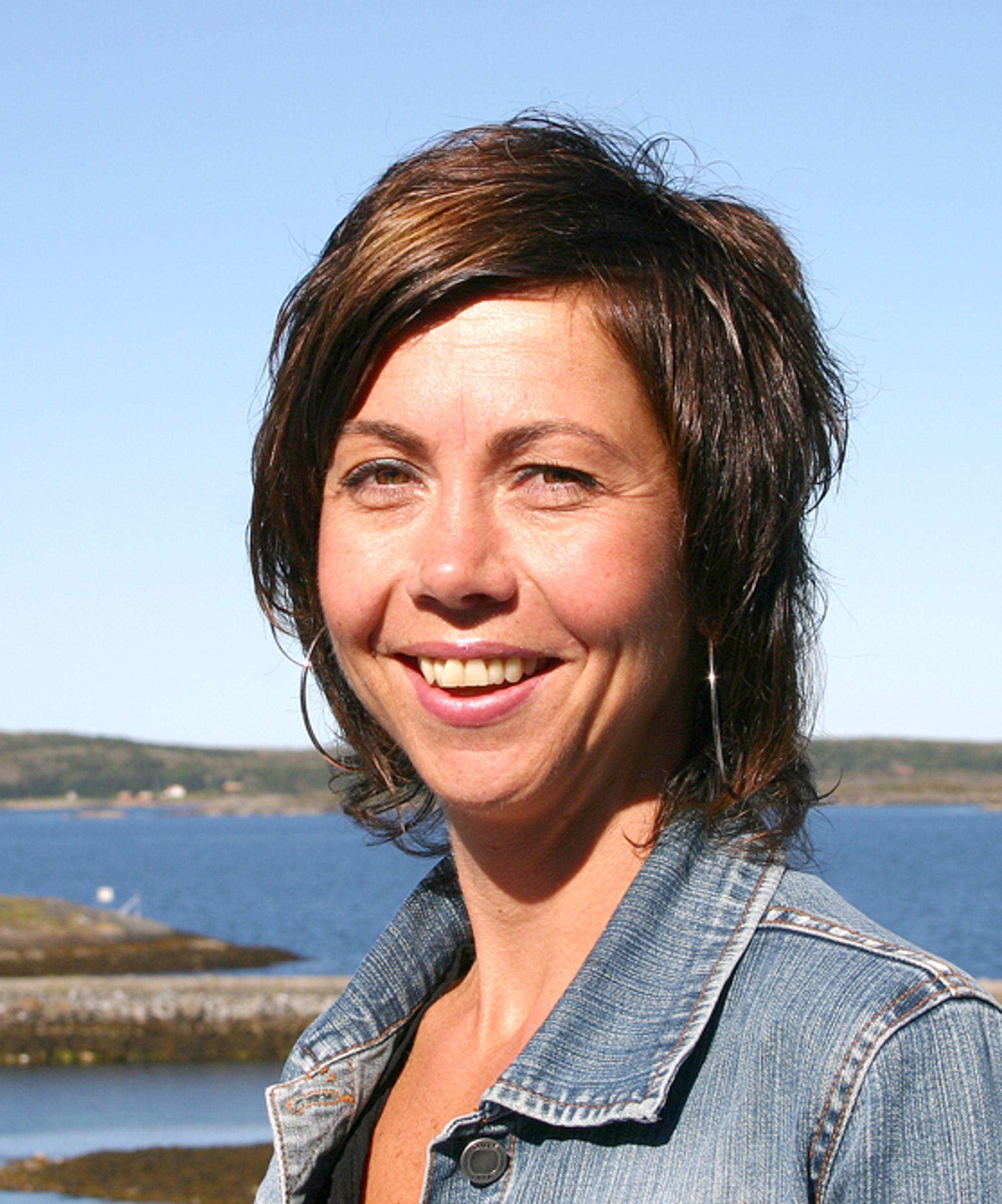 KOMMUNIKASJONSDIREKTØR: Mette Siri Brønmo ved Brønnøysundregistrene.