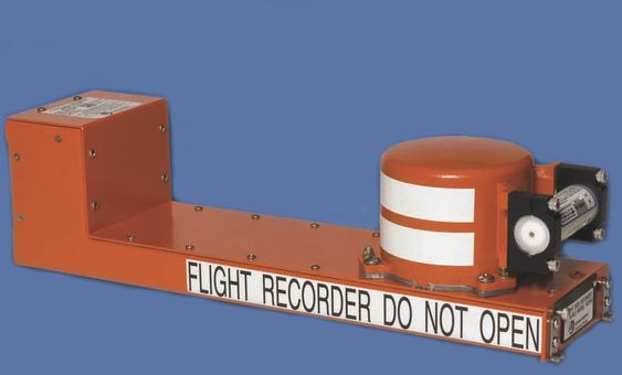 Flight Data Recorder FDR svart boks