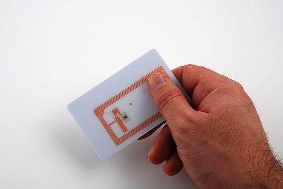 DAGLIGDAGS RFID: Teknologien brukes blant annet i adgangskort.