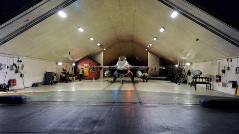 Kampflybase kan bli italiensk-inspirert