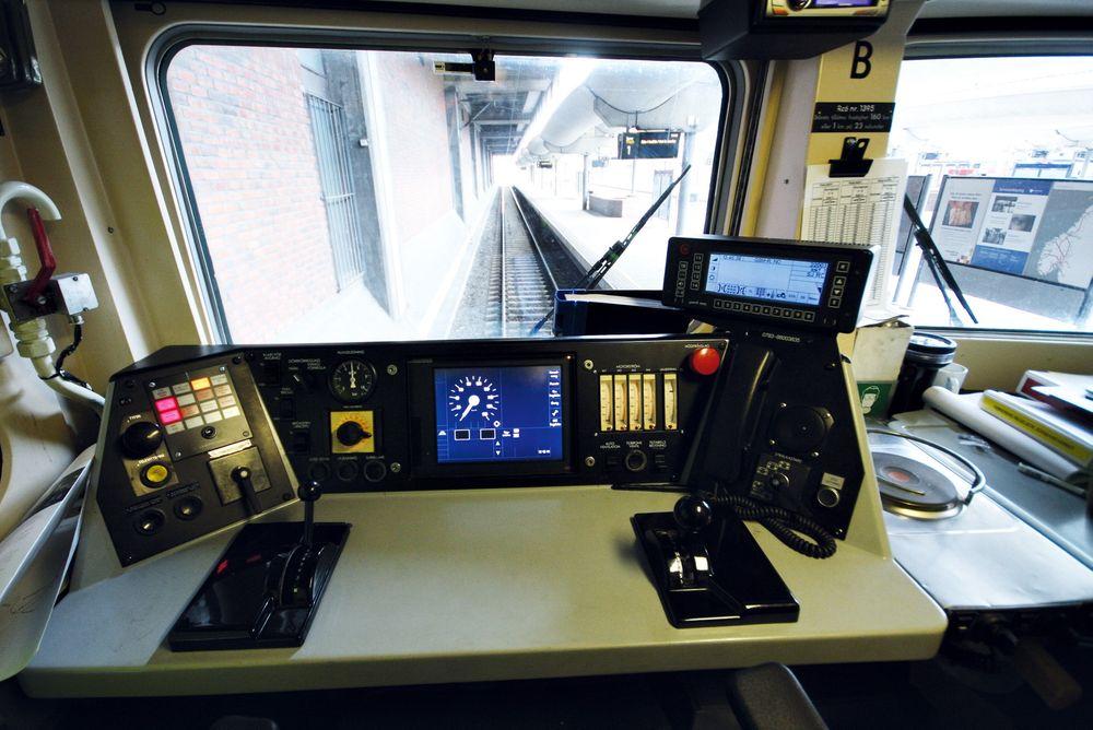 Slik skal jernbanen bli digital