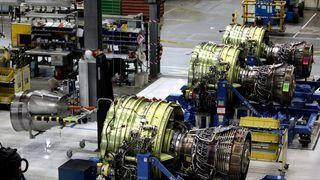 Taper millioner på flymotorer