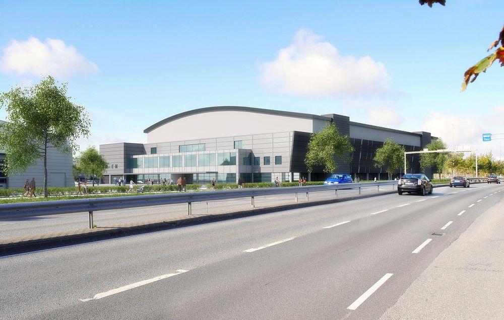 Bygger praktarena i Stavanger