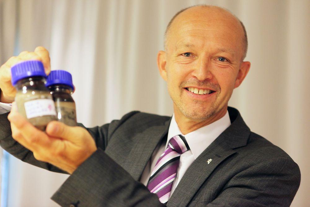 FINNER MEST: Statoil, med letedirektør Tim Dodson i spissen, er på topp av internasjonale leteselskaper målt i verdien av ressursene som er funnet.