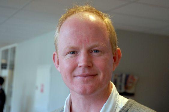 Naturvernforbundets leder Lars Haltbrekken
