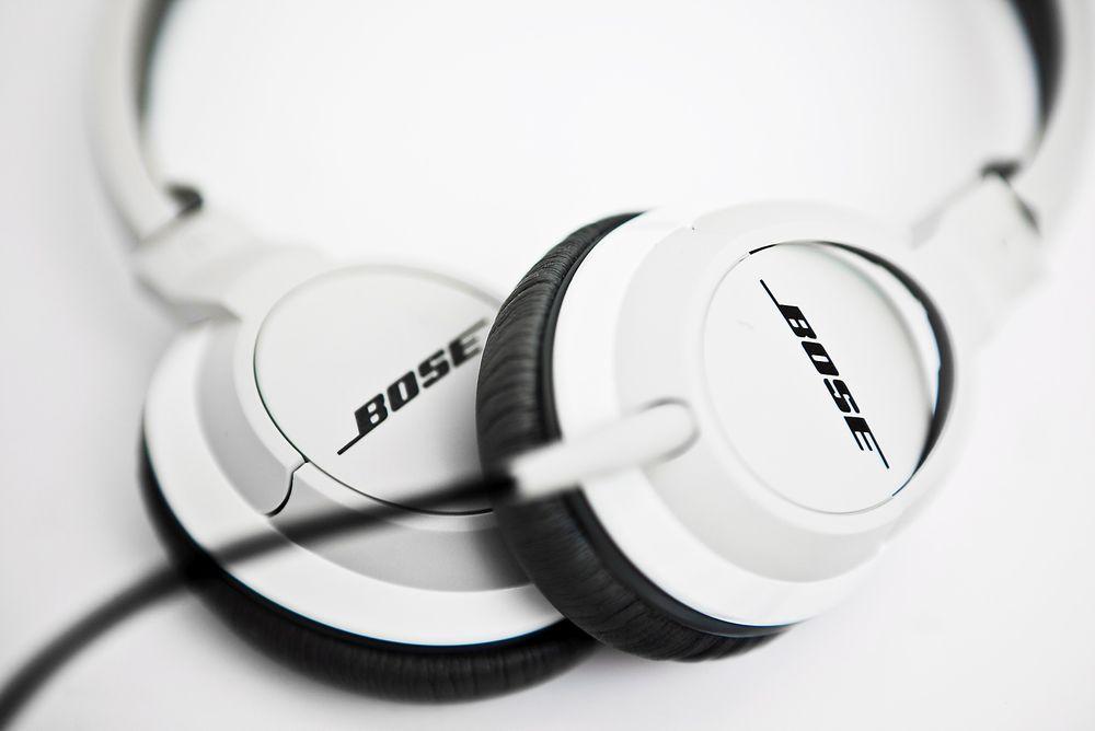 TEST: Bose OE2 hodetelefoner
