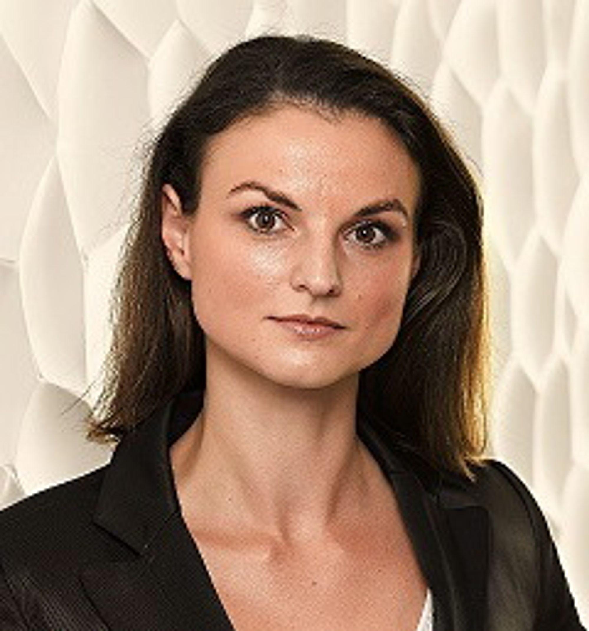 Catherine Banet, advokatfullmektig hos Simonsen