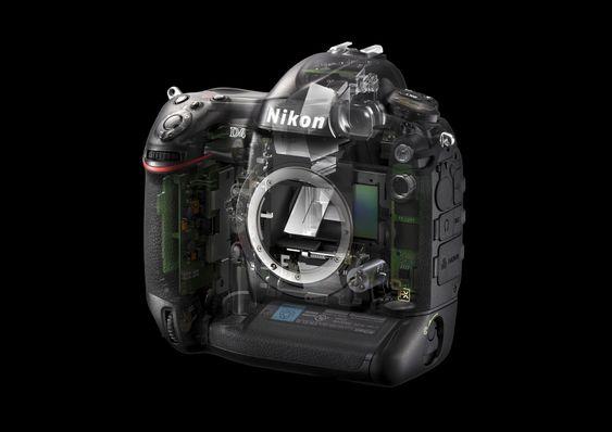 Nikon D4 kan oppdage hele 16 ansikter i et motiv.