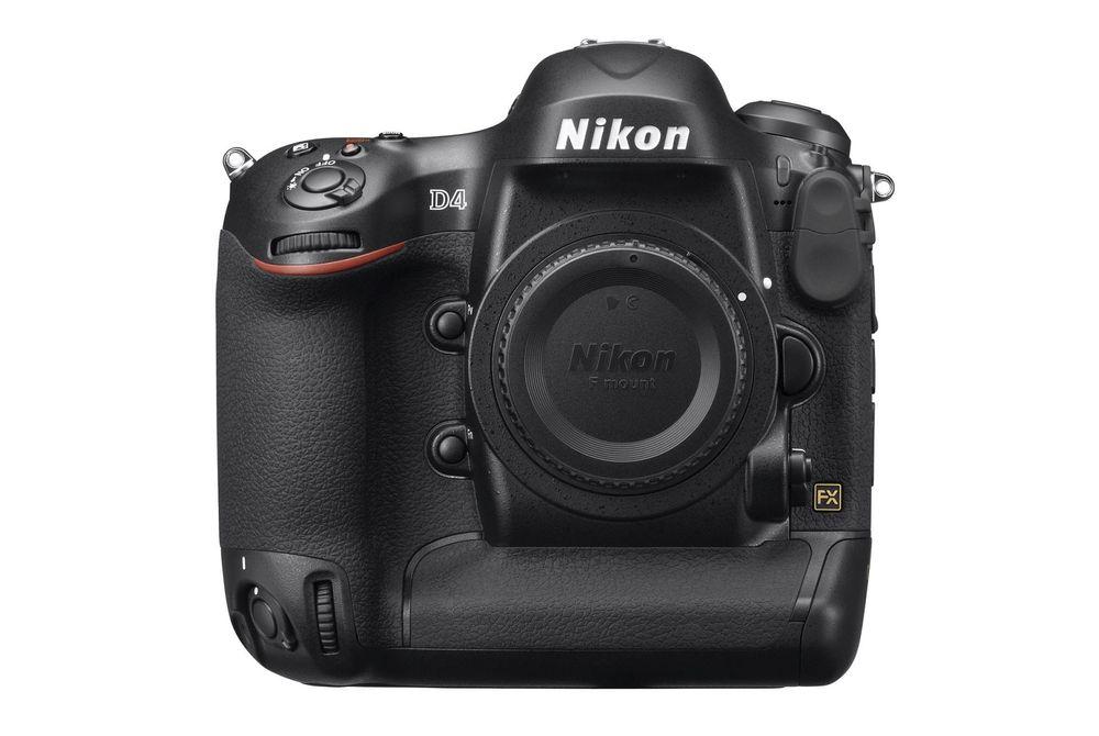 Nikons nye flaggskip D4 får 16,2 megapikslers sensor og bygges i magnesium. Lukkeren er en kompositt av kevlar og karbonfibre.