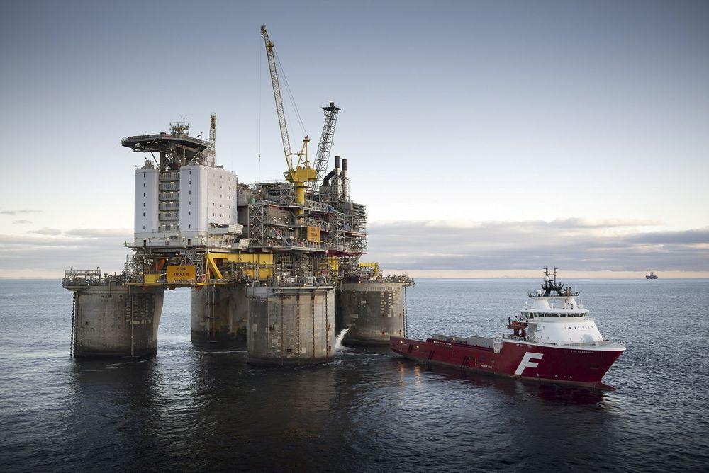 KILDEN: Høy aktivitet i oljesektoren bidrar til inntekter og dermed tro på fortsatt god utvikling for it-konsulentene.