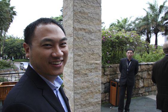 Ross Gan Huawei